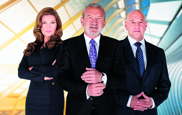 We're down to the final two and, quite frankly, they deserve a medal on The Apprentice