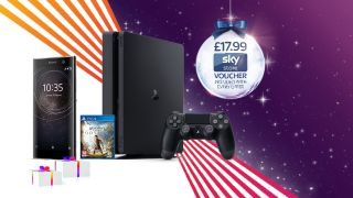 Sky free ps4 sony Xperia mobile phone deals