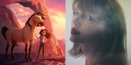 How Taylor Swift's Re-Release Of Wildest Dreams Made Its Way Into Spirit Untamed Trailer