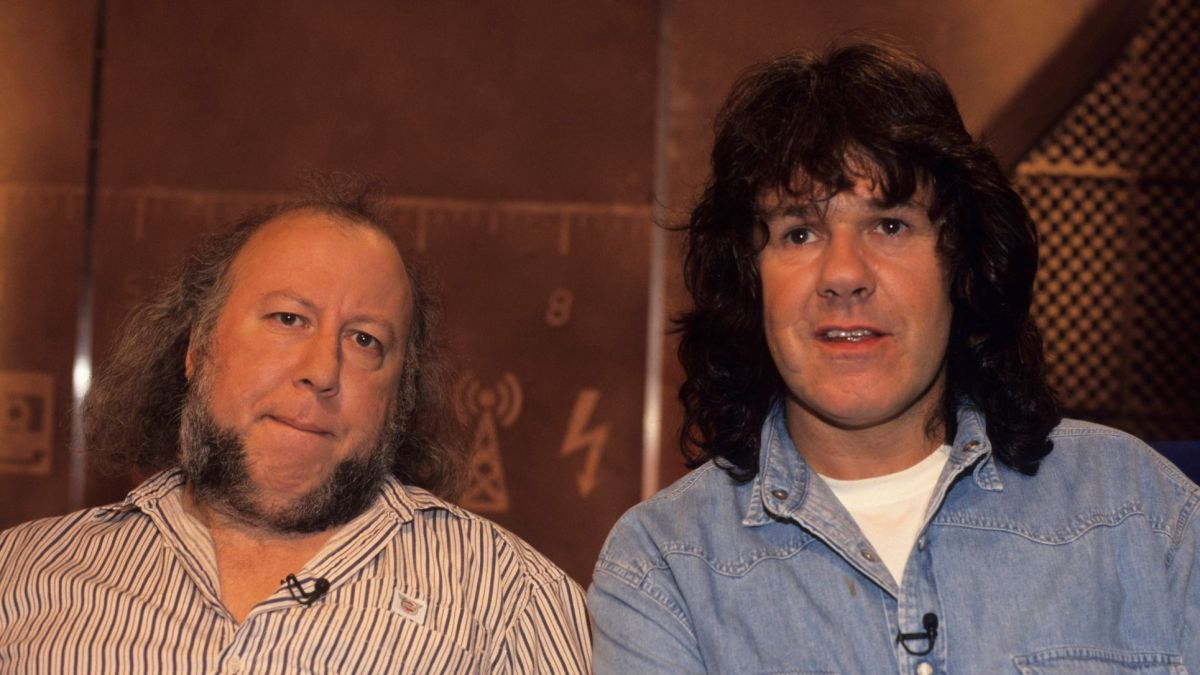 Watch Gary Moore 'Burst onto the Scene with Peter Green's 'Greeny' Gibson Les Paul Standard