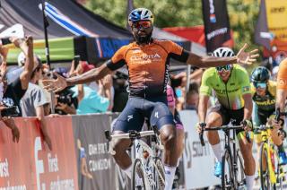 Justin Williams wins Salt Lake Criterium - Holladay 2021