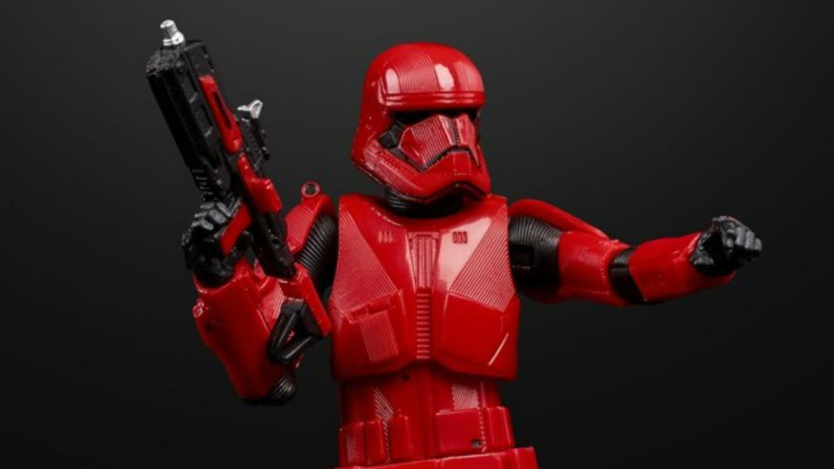 Star Wars: Episode 9 Sith Troopers have been revealed and, yes, they're the coolest Stormtroopers in the galaxy