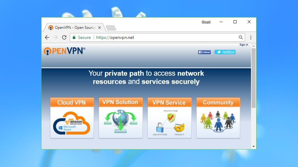 How to replace your VPN client with OpenVPN | TechRadar