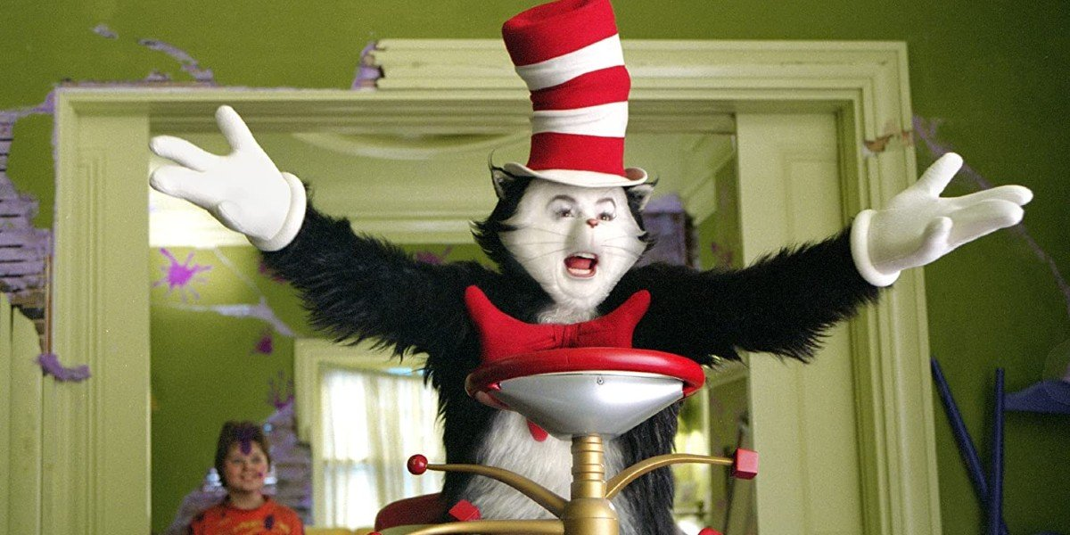 Mike Myers, Spencer Breslin - The Cat in the Hat
