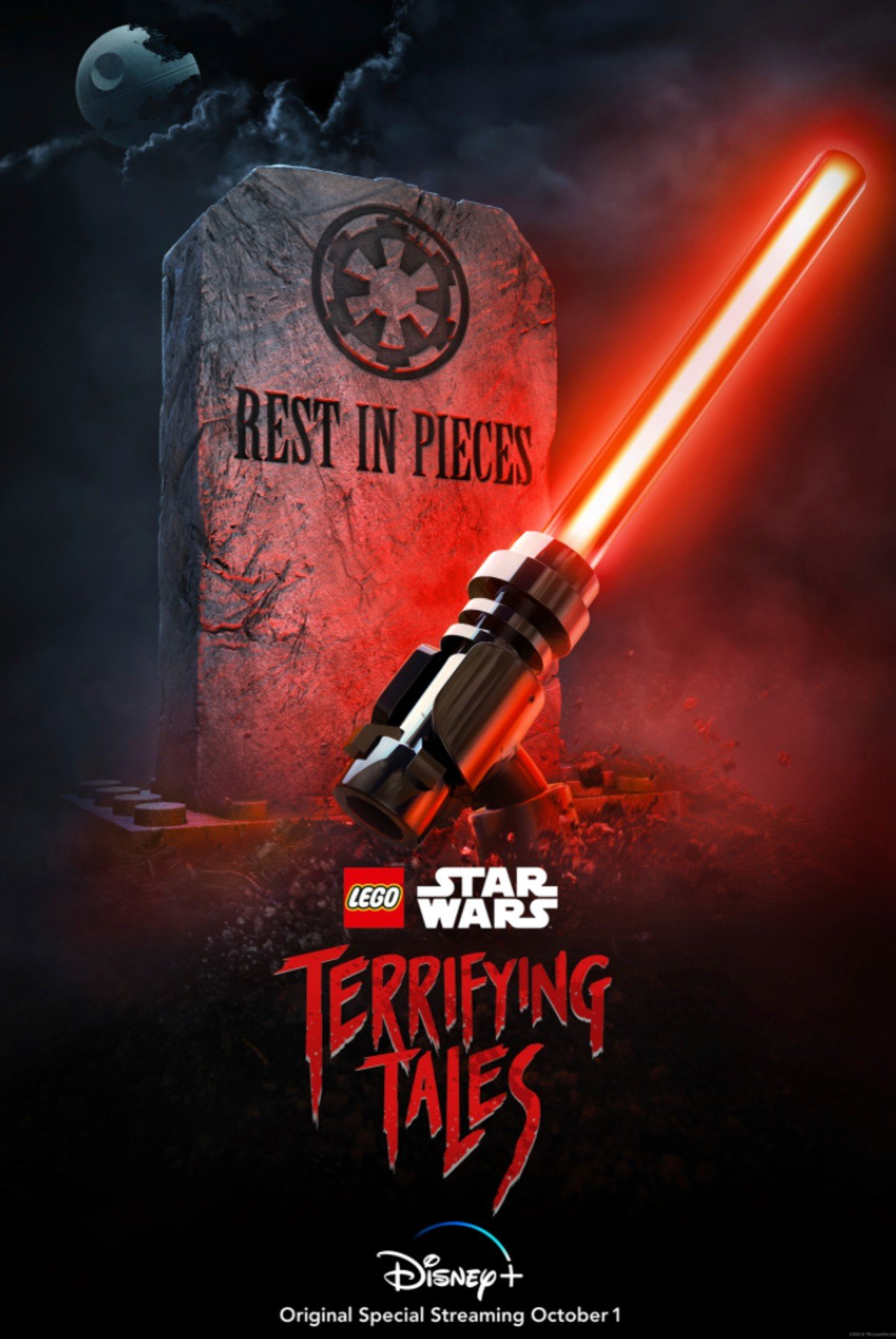 Star Wars Terrifying Tales poster