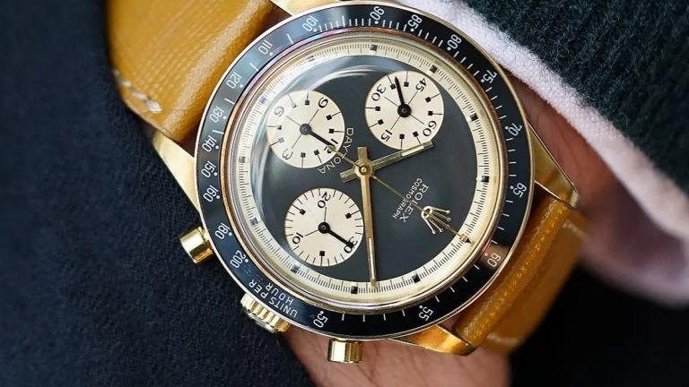 Check out these stunning vintage Rolex Daytonas up for auction