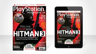 IO Interactive opens up about PS5, Hitman 3, and more in this month's Official PlayStation ...