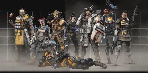 Apex Legends review | PC Gamer