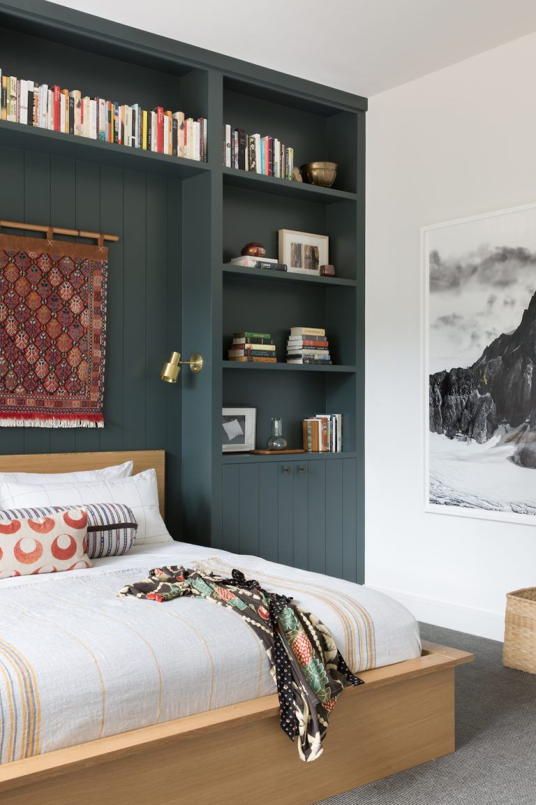 Chic & Clever Bedroom Storage Ideas