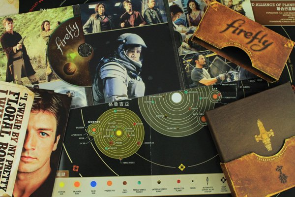 Firefly 15th Anniversary Blu-ray Set CinemaBlend