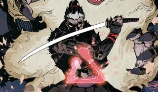 The Witcher: Ronin variant cover art