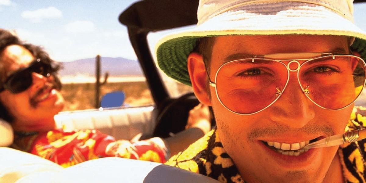 Benicio Del Toro, Johnny Depp - Fear and Loathing in Las Vegas