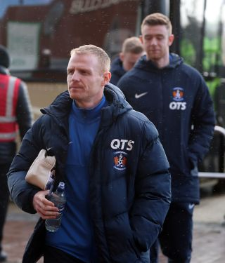 Celtic v Kilmarnock – Ladbrokes Scottish Premiership – Celtic Park