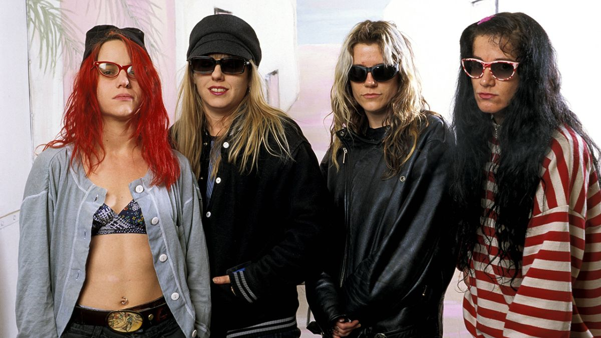 L7 will celebrate 30 years of Smell The Magic with new anniversary edition