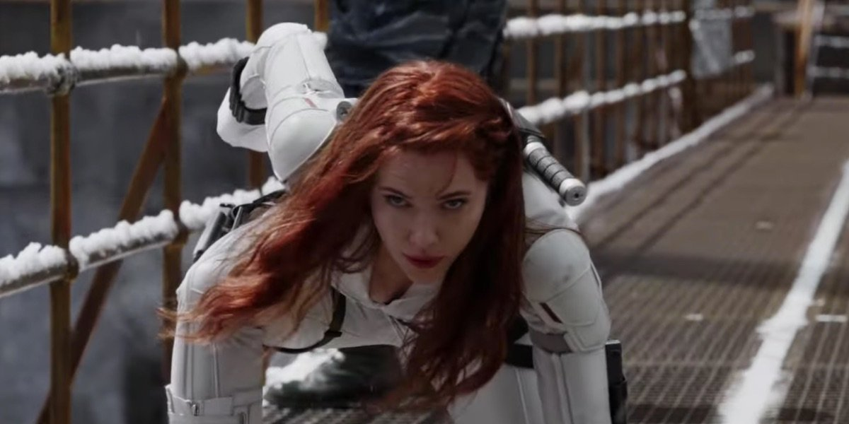 The Black Widow Trailer Has A Surprising Connection To Avengers: Infinity War