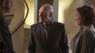 Patrick Stewart as Jean Luc Picard
