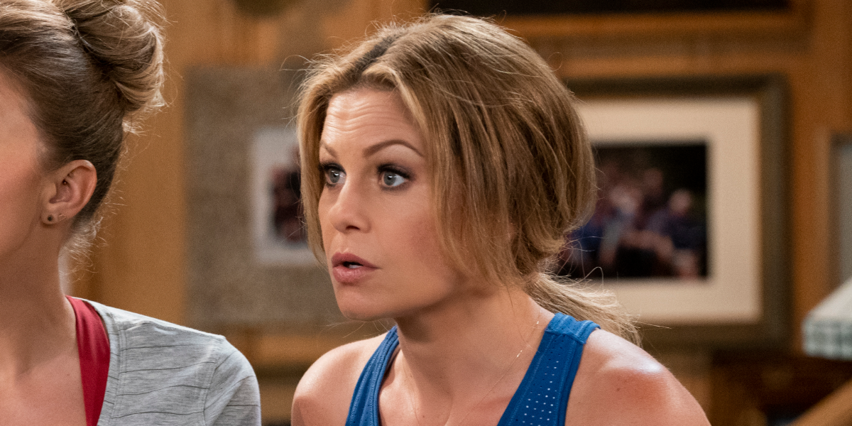 What Fuller House's Candace Cameron Bure Thought About The Final Olsen Twins Joke