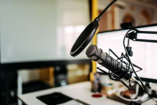 Podcast aufnehmen - die passende Ausstattung