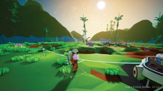 Using Early Access Astroneer to deal with the Singularity | PC Gamer