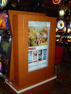 NextWindow Touchscreens Integral To Mandalay Bay