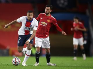 Manchester United v Paris Saint Germain – UEFA Champions League – Group H – Old Trafford