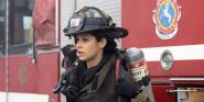 Why Chicago Fire's Stella Kidd Isn't Going To 'Do It Like The Guys' To Move Up The Ranks