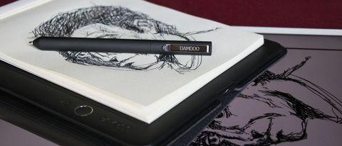 Wacom Bamboo Smartpad Folio A5