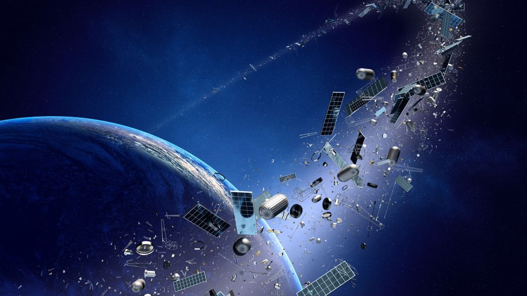 New spacecraft sustainability rating targets space junk