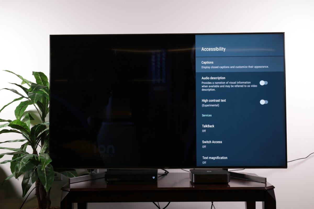 How to turn on closed captions on your Sony TV - Sony Bravia