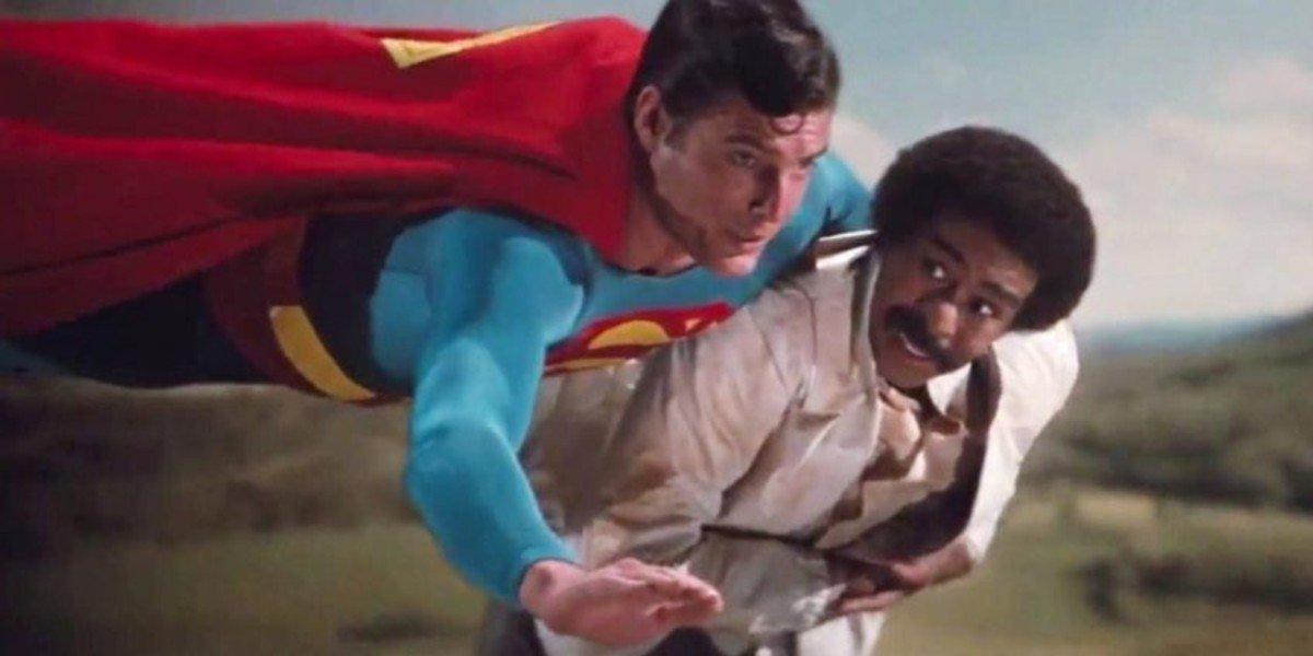 Christopher Reeve, Richard Pryor - Superman III