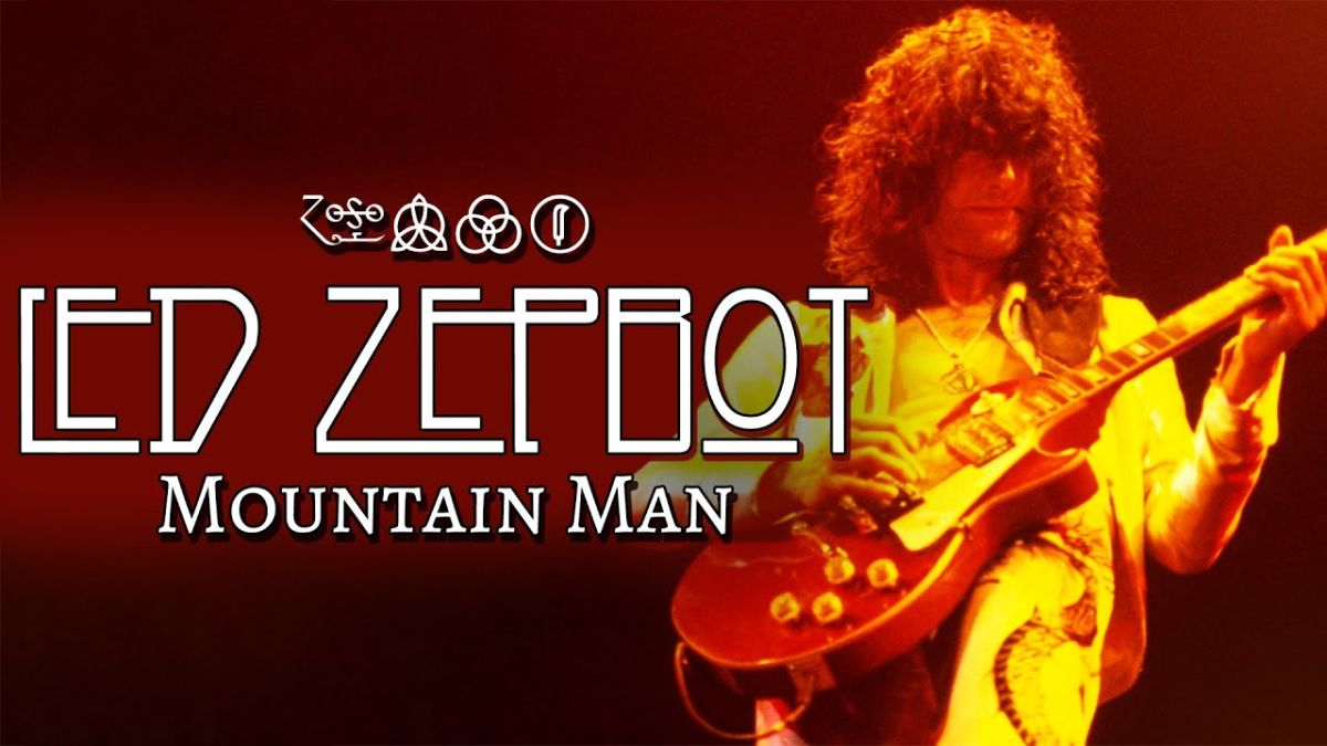 Man creates new Led Zeppelin song using the power of artificial intelligence