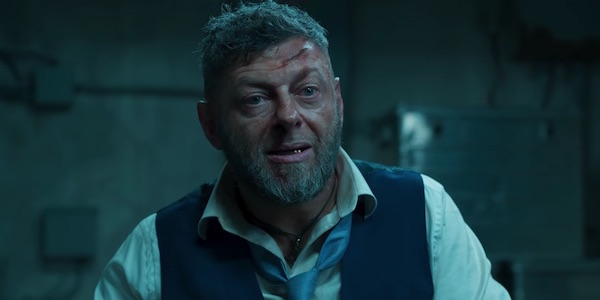 Ulysses Klaue in Black Panther
