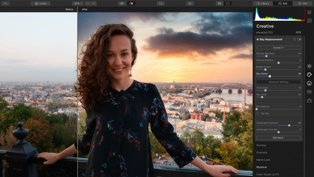 Skylum Luminar 4 promises a new beginning for smart image editing