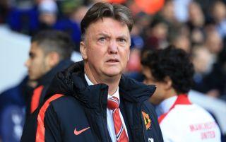 Louis van Gaal, Manchester United, Tottenham Hotspur