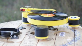 Lenco-MD is world's first 3D-printed modular turntable