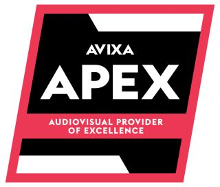 Electrosonic EMEA Achieves AVIXA AV Provider of Excellence (APEx) Distinction