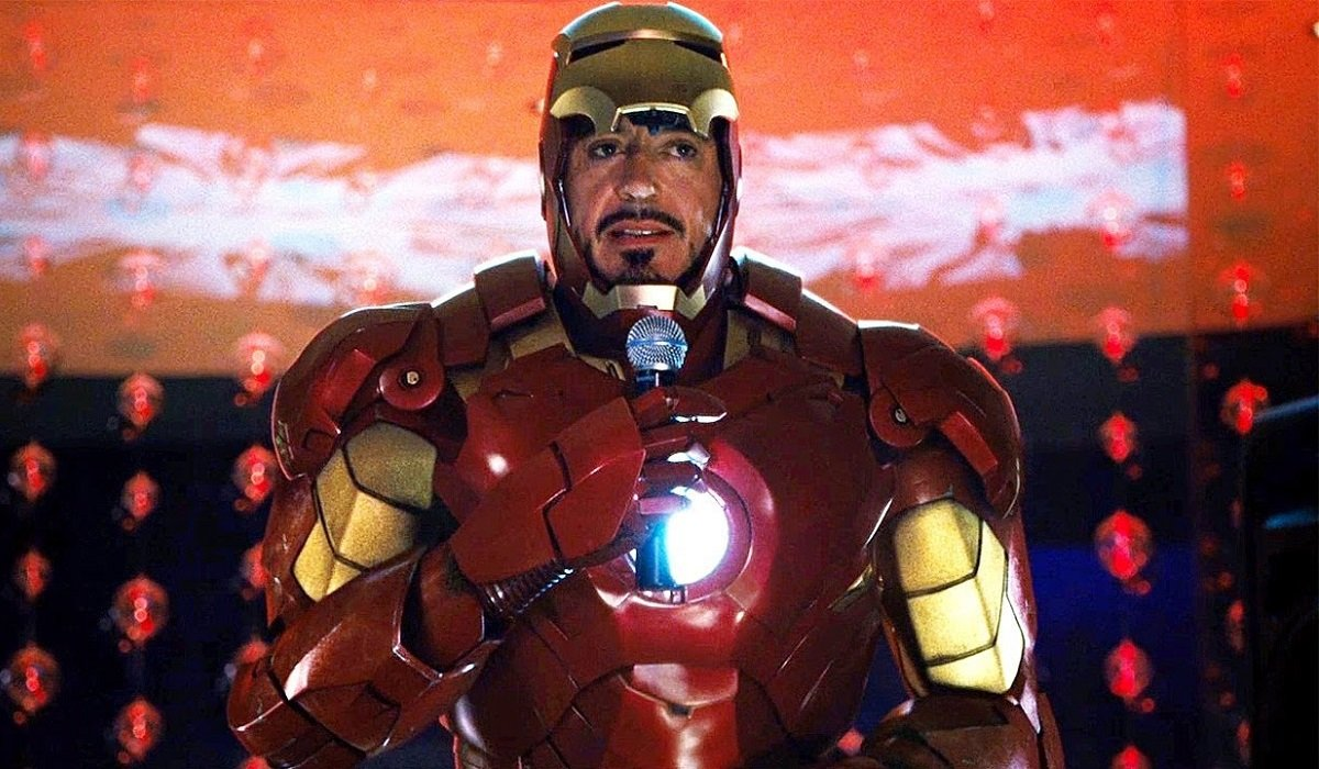 Tony Iron Man 2 MCU