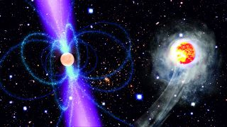 Fastest-Orbiting Pulsar Discovered