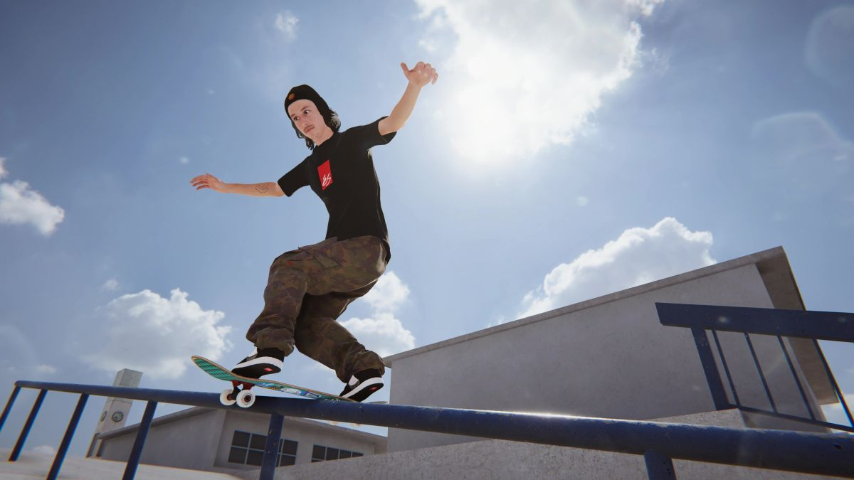 The Skater XL soundtrack is a small but great ode to skating in the '00s