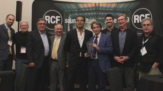 RCF USA Names Quest Marketing Rep of the Year