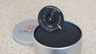 Funleader CAPLENS 18mm F8.0 for Leica M