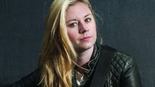 A promo shot of blues star Joanne Shaw Taylor