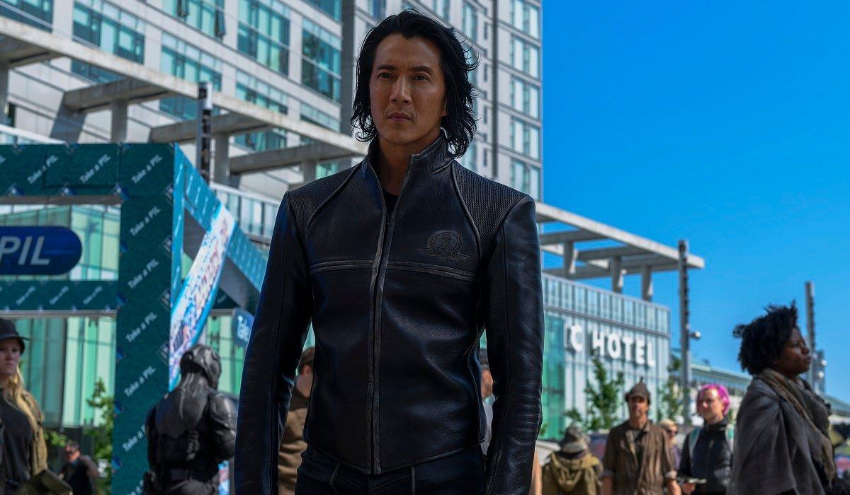 Takeshi Prime Altered Carbon Netflix