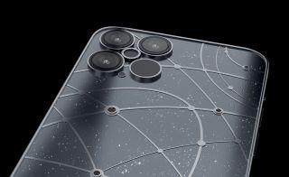 iPhone 12 Pro Space Odyssey Caviar