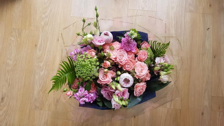 M&S Mother's Day flowers