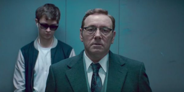 Baby Driver Doc Kevin Spacey