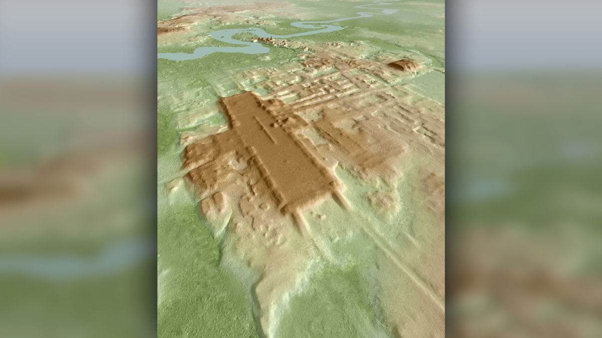 Oldest and largest Maya structure on record discovered in southern Mexico