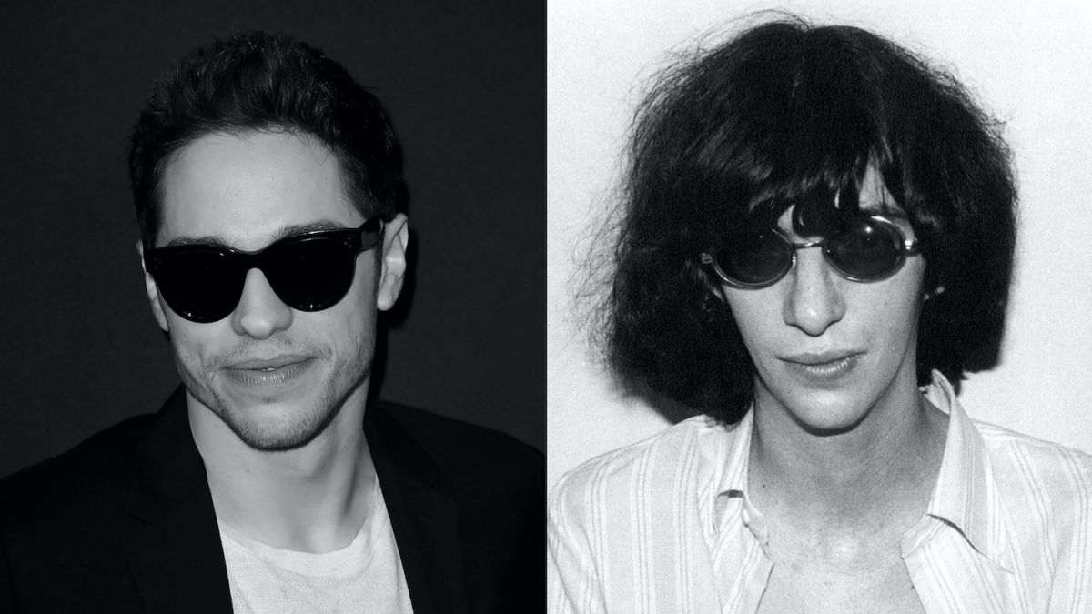 Netflix are making a Joey Ramone biopic, with Pete Davidson as the late punk icon