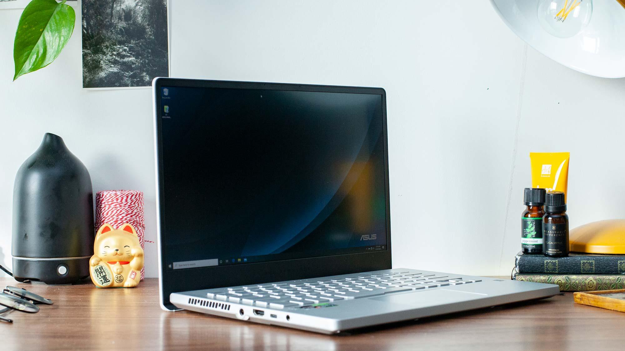 Asus Rog Zephyrus G14 Review Laptop Mag