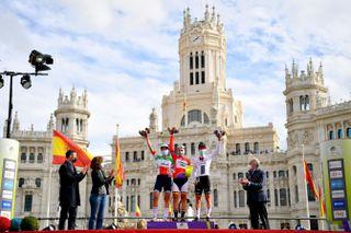 Lisa Brennauer won the 2020 Challenge by La Vuelta